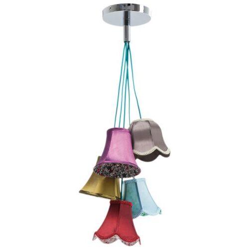 Kare Saloon Flowers Hanglamp