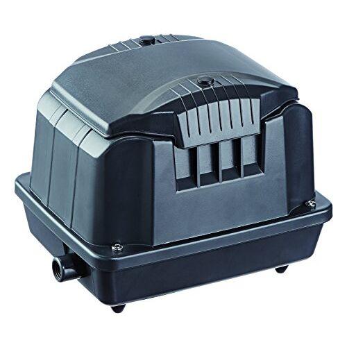 Pontec 43109 Ventilatiesets Pondoair Set 1800, Zwart, Set, Zuurstofvoorziening, Zuurstofverrijking