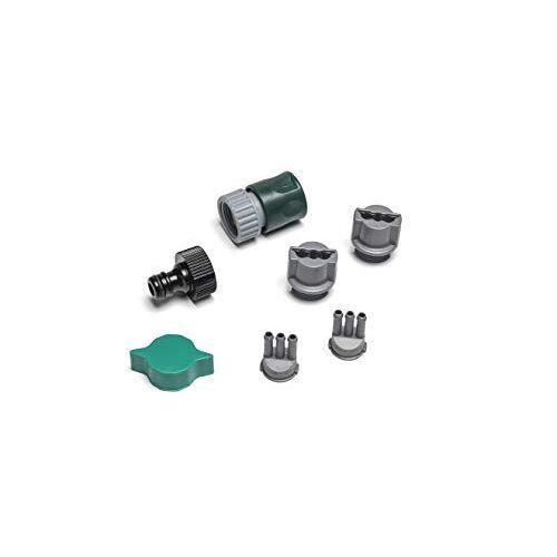 REHAU Waternixe reparatieset voor accessoires, spuitslang accessoires, reparatieset spuitslang; accessoireset 7-delig