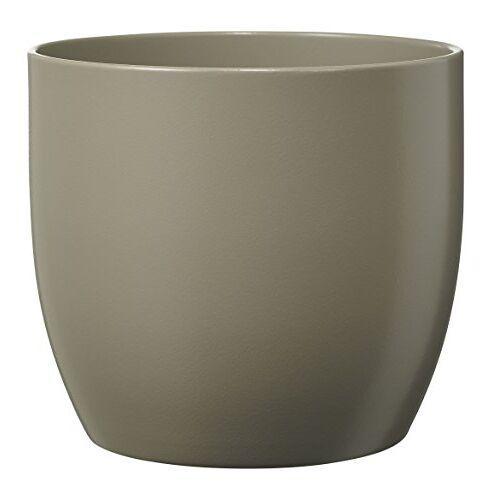 Soendgen Keramik Soendgen Keramische Bloempot Cover Mode 24 x 24 x 23 cm hellgrau