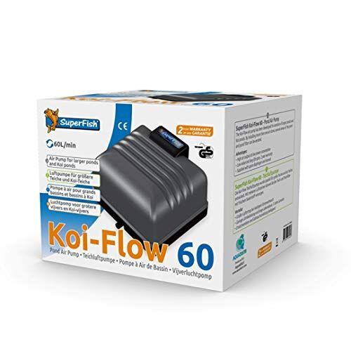 Superfish 671047/4060 Koi Flow 60 ventilatieset incl. slang en uitlaat