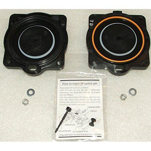 AquaForte AQUA FORTE membraanset HP-60/HP-80 membraanset, zwart