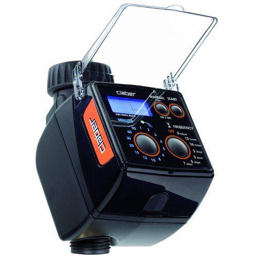 Claber m258310 timer voor irrigatie, automatisch, s d848600