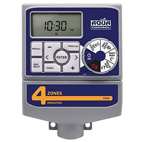 AQUA CONTROL C1114 Programmeerbare irrigatie, grijs