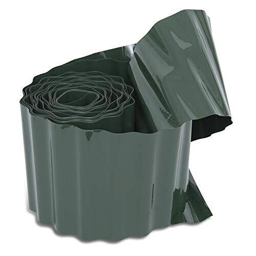 Windhager Gazonrand, gazonrand, bloembedrand, maairand, groen, 500 g/m², 9 m x 20 cm, 06249