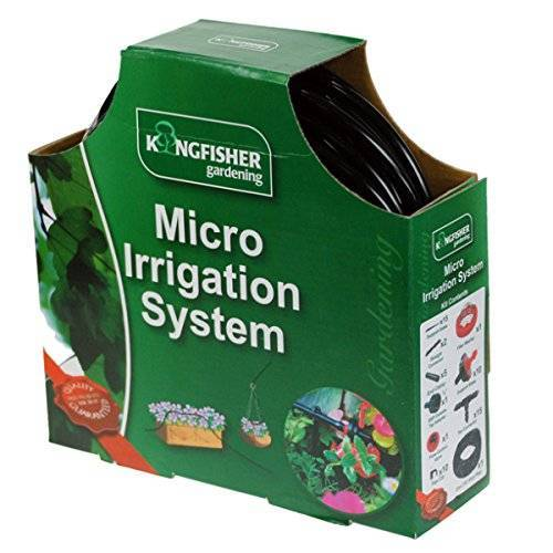 Kingfisher M151 Micro Irrigatie Systeem Zwart