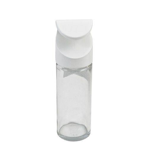 Emsa 2296011200 Kruidenglas, 75 ml, kunststof/glas, wit, galerie