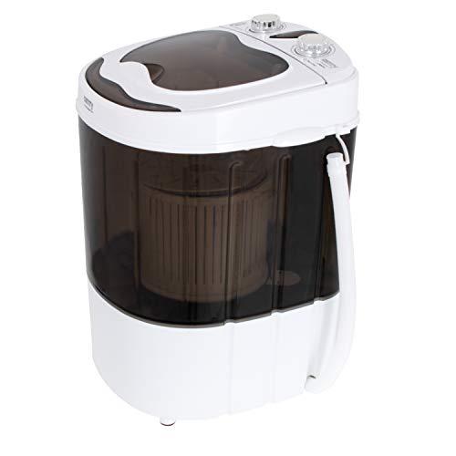 Camry CR 8054, mobiele wasmachine, voor camping, klein huishouden, wassen en centrifugeren