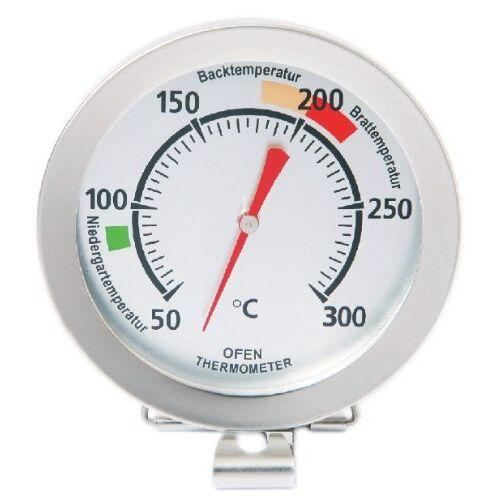Sunartis 1-5009 T720DH oventhermometer met vermelding van de laagkook-, bak- en braadtemperatuur