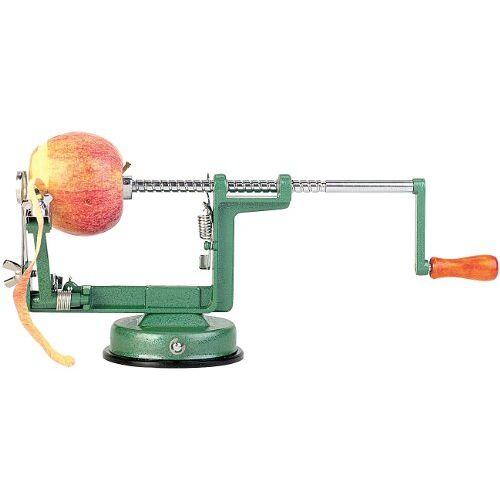 Rosenstein & Söhne Appelsnijder: professionele appelschiller en -snijder (appelschillmachine).