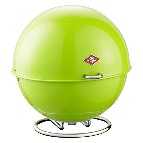 Wesco Opslagcontainer Superball 26x26cm limegroen
