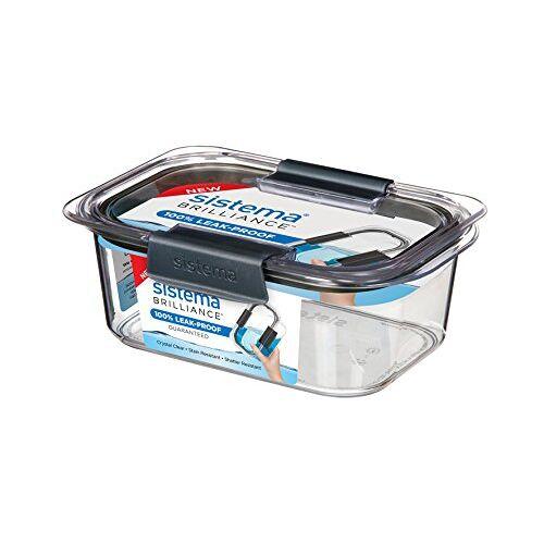 Sistema Brilliance TRITAN voedselopslagcontainer, 920 ml