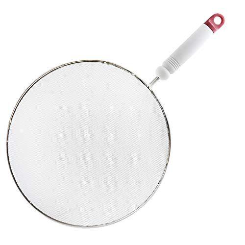 HOUSE COLLECTION spatbescherming spatbescherming voor keuken, Ø 34 cm, aluminium