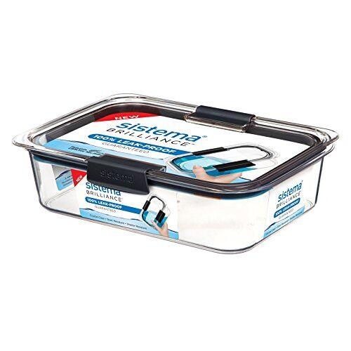 Sistema Brilliance TRITAN voedselopslagcontainer, 2 liter