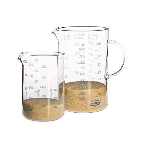 Trendglas Jena 9773 Maatbekerset 1/0,5 liter