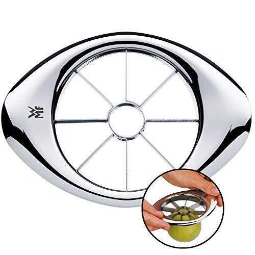 WMF Gourmet Peer- En Appelsnijder, Roestvrij Staal, Ø 9 cm, Fruitsnijder, Ideaal Voor Appels En Peren, Cromargan Roestvrij Staal