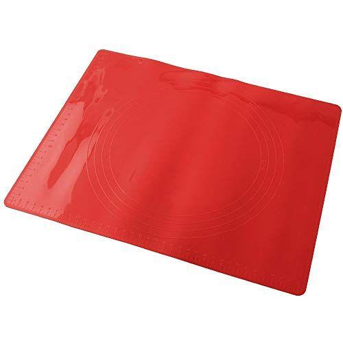 Dr. Oetker Siliconen bakmat platina-siliconen, bakonderlegger, alternatief voor bakpapier, praktisch platina-siliconen, hoeveelheid: 1 stuk