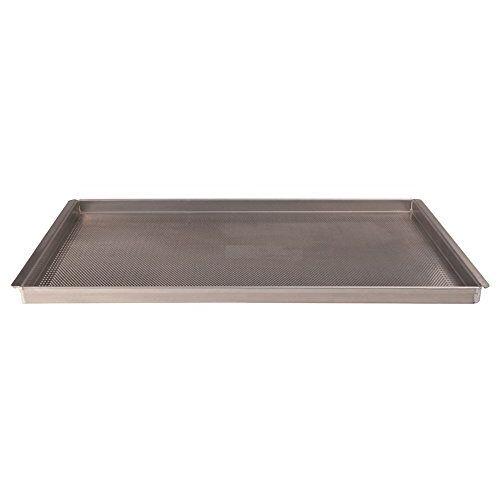 Pentole Agnelli Art. Code COAL182MFB-1/1, Gastro norm Bakplaten en pannen, Zilver
