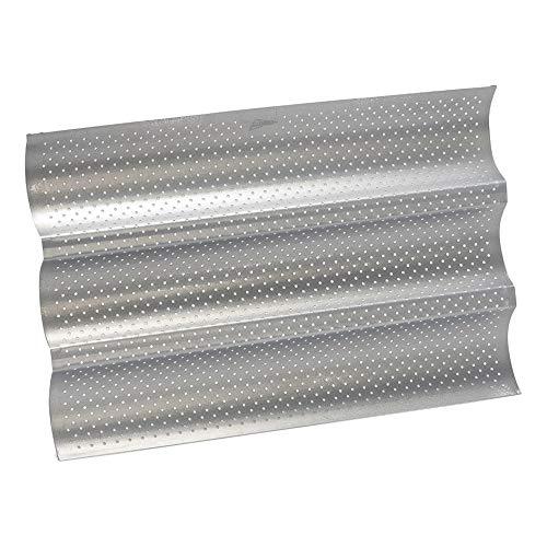 patisse INPA.03664, Inoxidable, zilver, 3-delig 38 x 24 cm