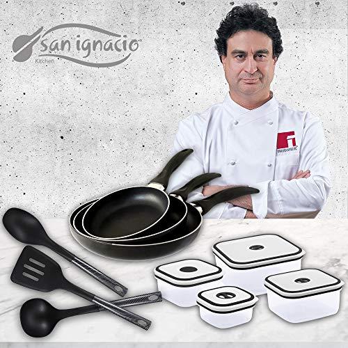 San Ignacio – Set van koekenpannen