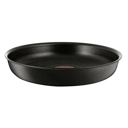 Tefal Ingenio Expertise aluminium pan, zwart, aluminium, zwart, 22 cm