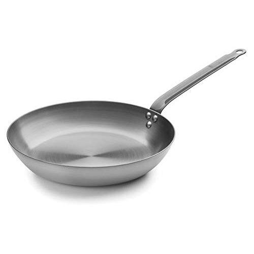 LACOR ijzeren pan, gietijzer, grijs, 32 cm