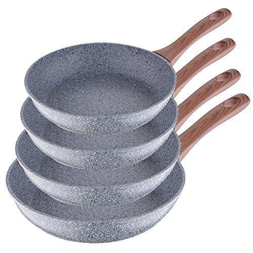 San Ignacio Koekenpan Set koekenpan Set 4 stuks 4 stuks