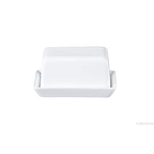 ASA grande botervloot, porselein, 6 cm
