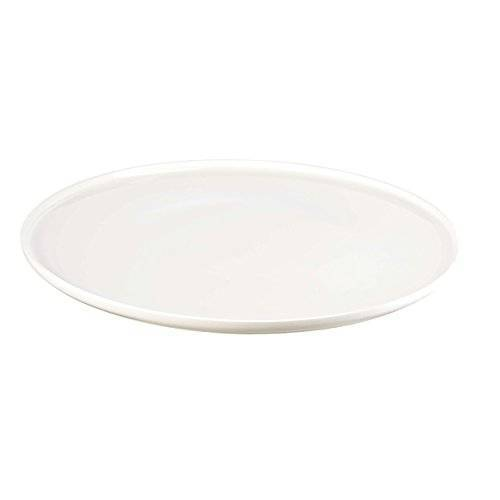 ASA Oco bord, porselein, wit, 32 cm