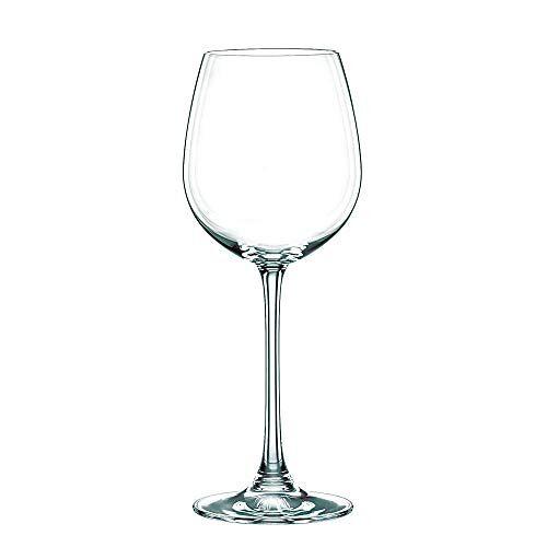 Spiegelau & Nachtmann , 4-delige set witte wijnglazen, kristalglas, 387 ml, Vivendi, 0092037-0