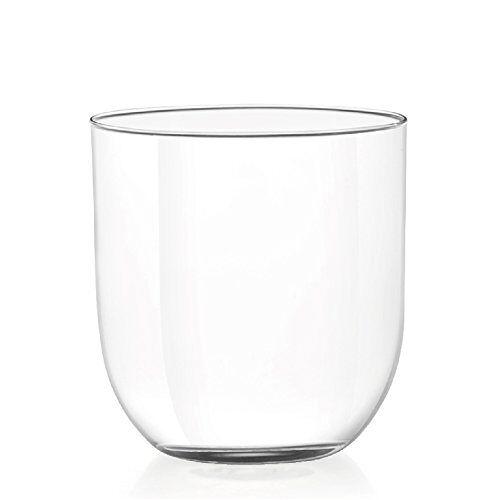 HOME H&H Set van 6 glazen druppels wijnglazen CC300 glas wijnglas en kelk
