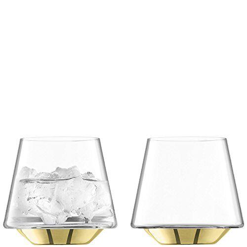 L.S.A. Wijnglas, Glas, Goud, 43 ml