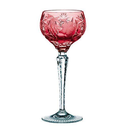 Spiegelau & Nachtmann , wijnglas met geslepen decoratie, kristallen glas, 230 ml
