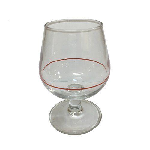 Hostelvia Cognac-f/rood, 10 cl. Kas met 12 stuks