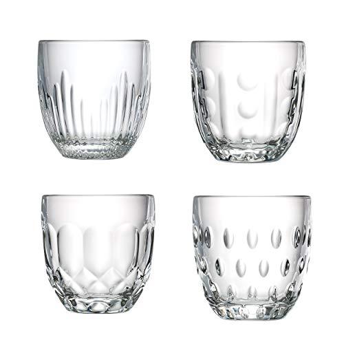 LA ROCHERE drinkbekers, glazen en bekers
