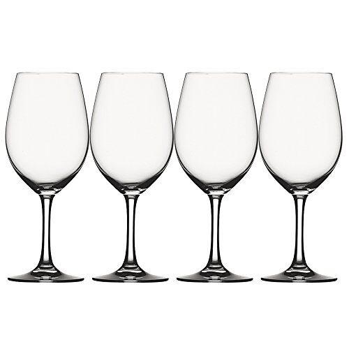Spiegelau & Nachtmann , 4-delige Bordeauxglasset, kristalglas, 456 ml, festival, 4020277