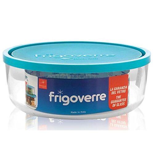 Bormioli Frigoverre ronde container met deksel, 23 cm