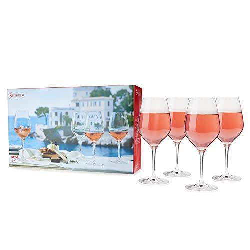 Spiegelau & Nachtmann , 4-delige set rosélgassen, kristalglas, 480 ml, Special Glasses, 4400281