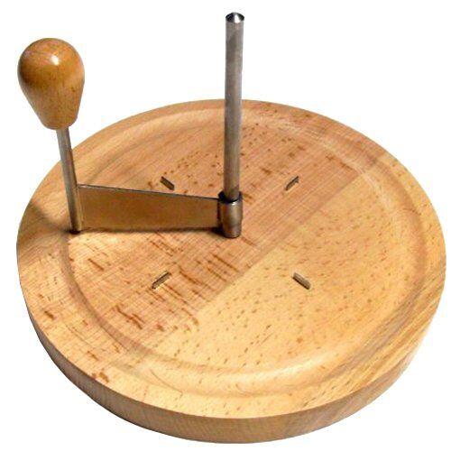 Kesper 68620 kaasschaaf van beuken, 21 cm