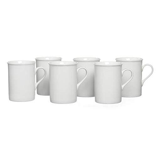 Ritzenhoff & Breker Koffiebekerset Bianco, 6-delig