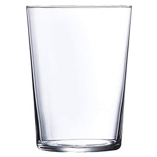 Luminarc Sidra Cidre-glazen, set van 4 glazen, 53 cl