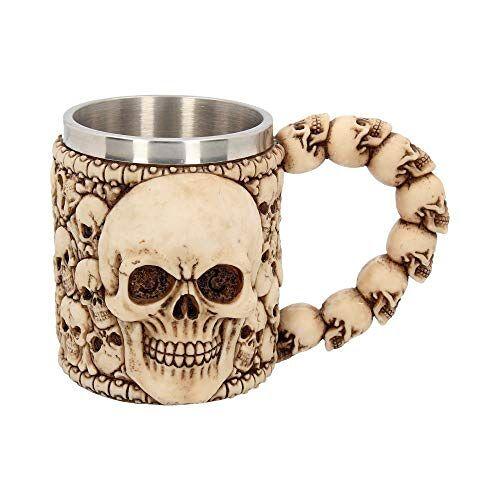 Gothic and Fantasy Bierpul of Skulls bierpul