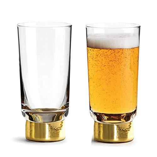 Sagaform Bierglazen, glas, nylon/a, niet van toepassing.