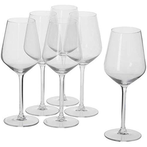 Unbekannt Alpina Wijnglas, 37 cl, witte wijn, 6 stuks