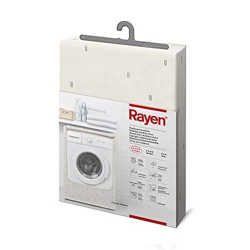 Rayen 2395.60 afdekking voor wasmachines, 84 x 60 x 60 cm, geschikt voor wasmachines en drogers, diverse kleuren