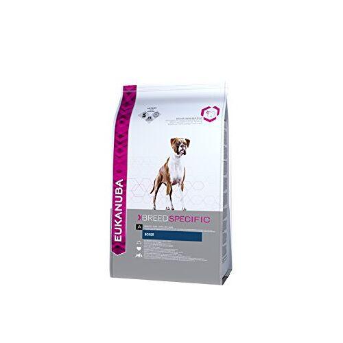 EUKANUBA Adult Breed Specific Droogvoer Voor Volwassen Boxers, 12 kg
