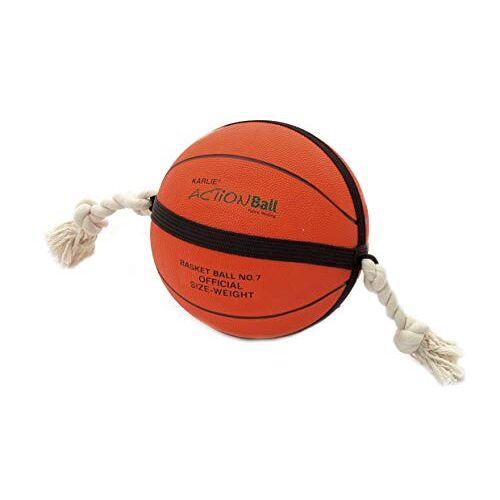 Karlie 45417 Action Ball voet- en basketballen ø: 24 cm oranje