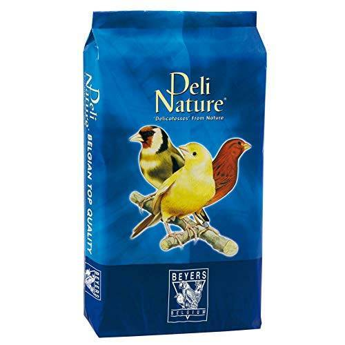 Deli Nature Delinaature kieming van kanarische zaden 20000 g vogels