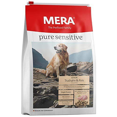 MERA Dog Hondenvoer Pure Sensitive Senior, 12,5 Kg