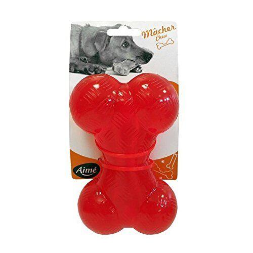 Aime kauwspeelgoed voor honden, robuuste boten, 14 cm